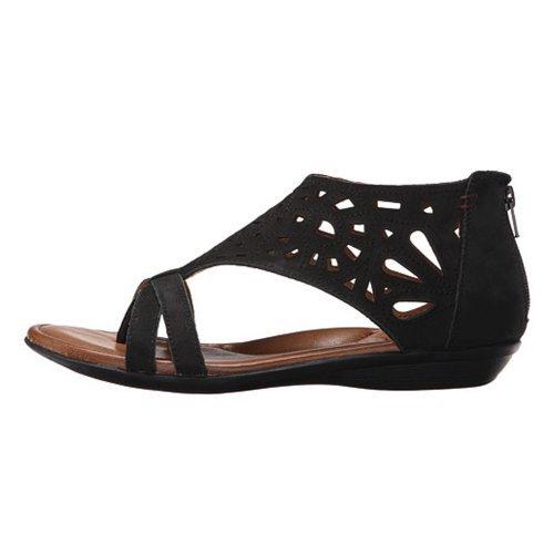 88f58926bbd קונים Cobb Hill Rockport Womens Jordan-CH Flat Sandal בזול באמזון