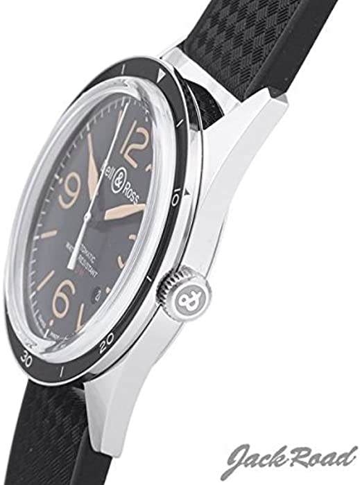 on sale d8b61 0ee1a Amazon   ベル&ロス BELL&ROSS ヴィンテージ BR123 スポーツ ...
