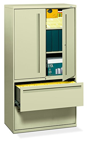 700 Series Lateral File With Storage Case