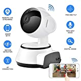 Software : Oguine HD 720p Wireless IP Camera, Home Smart Security Surveillance Camera with Night Vision/Two-Way Audio/Motion Detection for Baby/Elder/Pet Monitoring