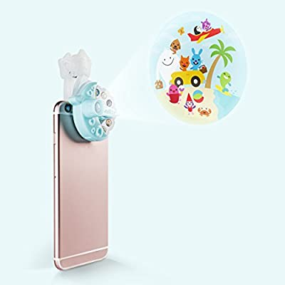 Moonlite Gift Pack - Storybook Projector for Smartphones with 5 Stories: Toys & Games