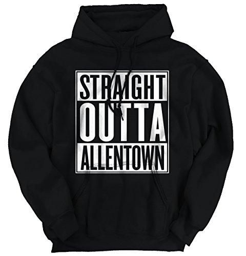 Classic Teaze Straight Outta Allentown, PA Funny Movie T Shirts Gift Ideas Hoodie Sweatshirt Penn Oversized T-shirt