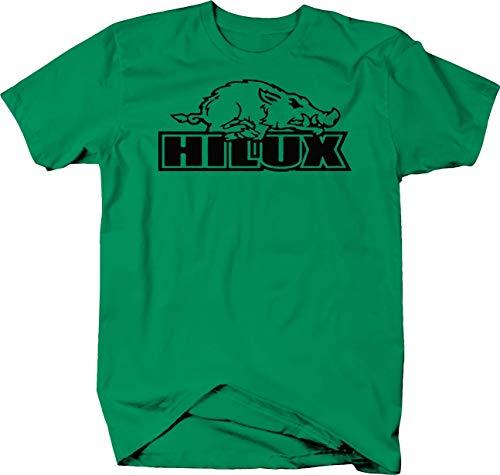 Hilux Toyota Pickup Truck European Tshirt - XLarge