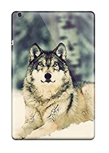 New Arrival Premium Mini/mini 2 Case Cover For Ipad (wolf In The Snow)