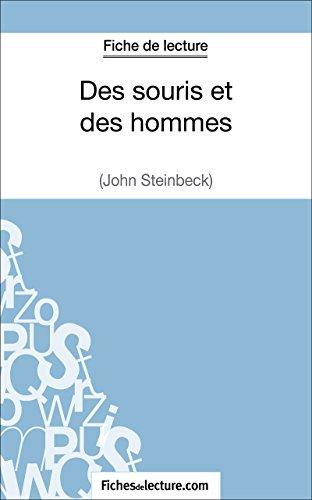 Des Souris Et Des Hommes De John Steinbeck [Pdf/ePub] eBook