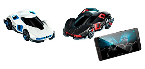 WowWee Robotic Enhanced Vehicles (R.E.V), 2-Pack (Track The Present Location Of Mobile No)
