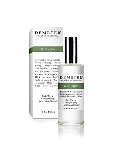 Price comparison product image Demeter Wet Garden Unisex Cologne Spray,  4 Ounce