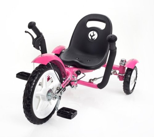 Mobo Tot A Toddler's Ergonomic Three Wheeled Cruiser
