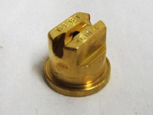 TeeJet STP4010E Spray Tip, 0.71-1.22 GPM, 20-60 psi, Brass - (Teejet Spray Tip)