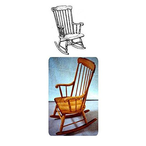 Rocking Chair Plan - 9