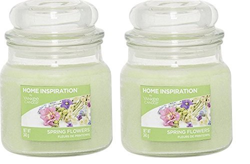 (2 Pack) Yankee Candle Home Fragrance Candle Best Quality Flavored Candle Home Refreshing Candle ...