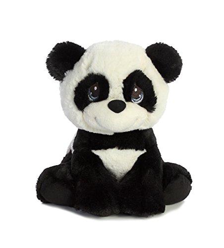 Aurora World Precious Moments Toy Ming Panda Plush (Adorable Russ Plush Bear)