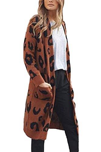 capuche Pulls manteaux café d'hiver manches café à taille longues moyenne couleur Zhrui à avec 8Xqdw8