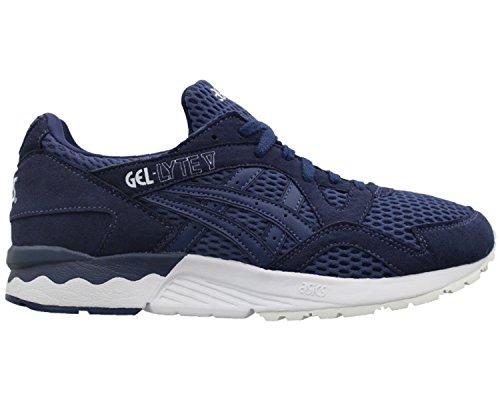 Gel indigo Asics V Indigo 4949 Homme Blue lyte Mode Blue h7k2n Basket 6faOx