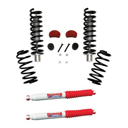 Skyjacker 2.5 Inch Jeep Liberty KJ Suspension Lift Kit