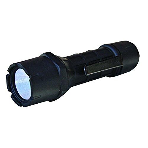 Voltec 08-00618 LED 3W Tactical Flashlight, 120 lm