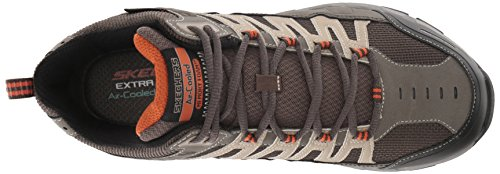 2 Hiking Men's Boot taupe Brown 0 Skechers Girvin Outland CwAEqxXx