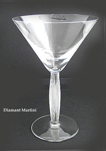 Lalique Diamant Champagne Flute