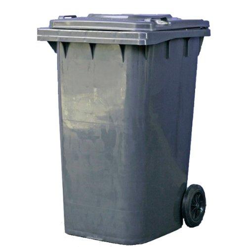 【DULTON】ダルトン Plastic trash can 240L (GRAY) B003B1EJM0 240L GRAY GRAY 240L