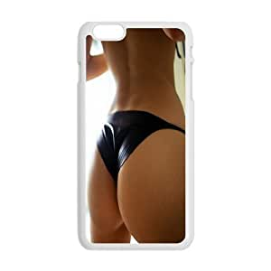 Black Underwear Lady Iphone 6+ inch 5.5 Case Customize Parttern Design - Hard Plastic Cover Case Protection for Apple iPhone 6+ inch 5.5 Case