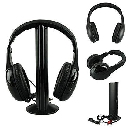 Amazoncom Yigeyi Lemint Tech Best 5in1 Wireless Headphone Casque