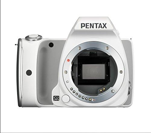 Pentax K-S1 SLR Body Kit (White)
