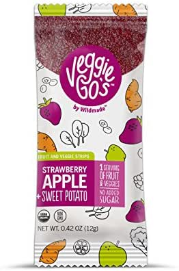 Fruit Snacks: Veggie-Go's Strips