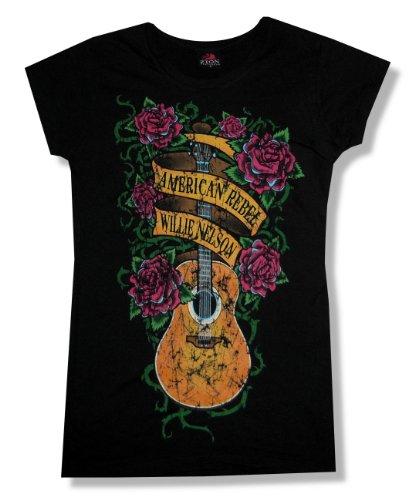 Rose Baby Doll Shirt - 1