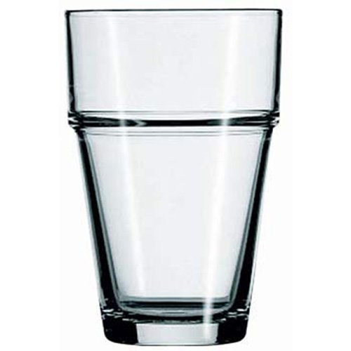 (Anchor Hocking Stackables 12 Ounce Beverage Glass, Rim Tempered - 36 per case)