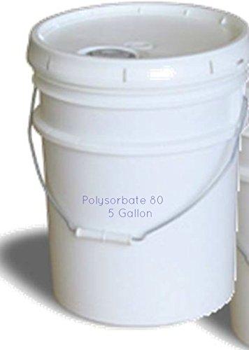 Polysorbate 80 5 Gallons