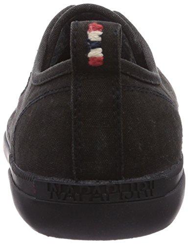 Napapijri Black Sneakers Erin Schwarz Noir Basses Femme N00 Footwear rz0pxEwqnr