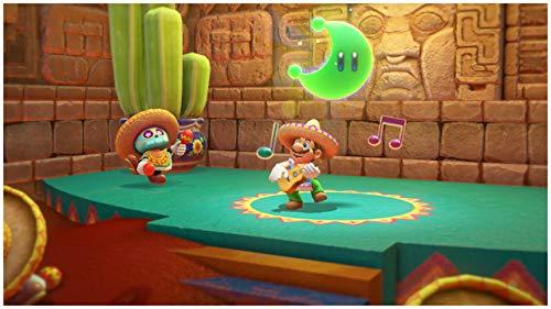 41iaBD1NZyL - Super Mario Odyssey: Starter Pack - Nintendo Switch