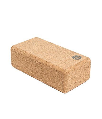 Manduka Lean Cork Yoga Block by Manduka
