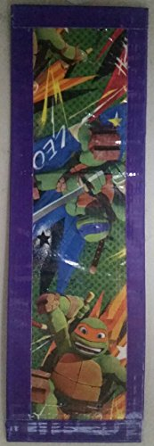 TMNT Teenage Mutant Ninja Turtles Duct Tape Book Mark
