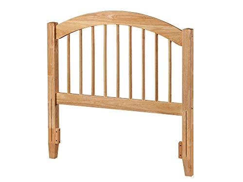 Atlantic Furniture AR294835 Windsor Headboard, Full, Natural