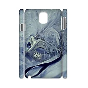 Masquerade DIY 3D Cell Phone Case for Samsung Galaxy Note 3 N9000 LMc-42322 at LaiMc