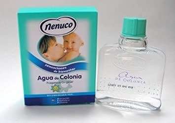 Nenuco Baby Cologne/Colonia (6.8 oz/200 ml)