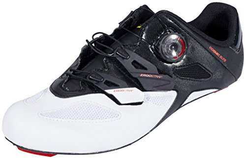 Mavic Cosmic Elite Rennrad Fahrrad Schuhe Rot/Schwarz 2018 black/white/fiery red