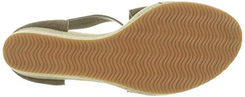 Palladium Wellton Sud - Sandalias de vestir Mujer Gris - Gris (691 Acacia)