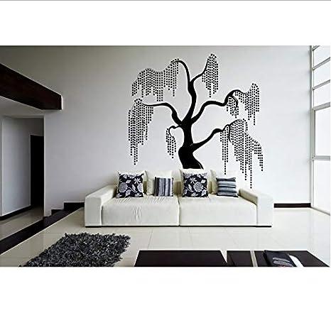 shensc Schöne Willow Tree Design Fantasie in der Natur ...