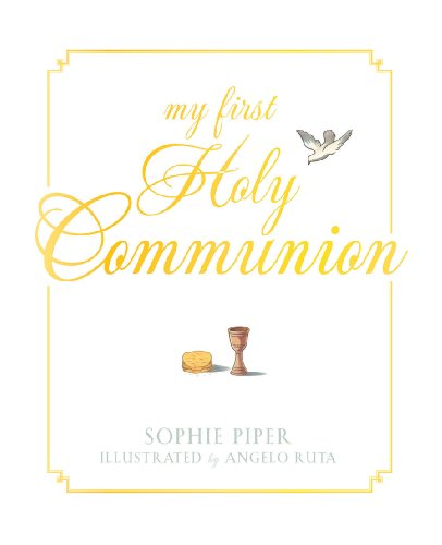 Holy Book First Communion (My First Holy Communion)