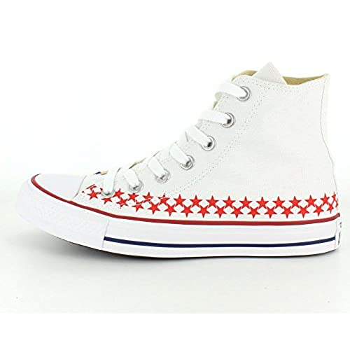 0245dcbefdbe3d low-cost Converse Unisex Chuck Taylor All Star Americana Sneaker ...