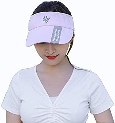 Xuanbao-Hat Visera Ocio Gorra para Sol Gimnasio para Mujer Gorro ...