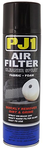 PJ1 15-22 Foam/Guaze Air Filter Cleaner (Aerosol), 15 oz