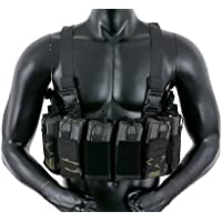 8fields Open Top Chest Rig 12 Magazines
