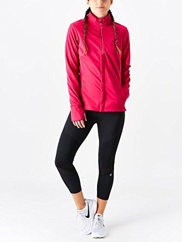 ASICS Womens Softshell Jacket, Performance Black, X-Small by ASICS (Image #7)