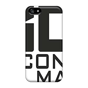 SherriFakhry Iphone 5/5s Best Hard Phone Case Support Personal Customs High-definition 30 Seconds To Mars Band 3STM Image [pNd5192EhxA]