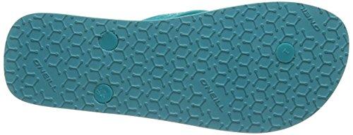 O'Neill Ftw Noronha - Zapatillas de casa de goma mujer azul - Blau (ceramic Blue)