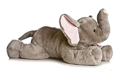 Amazon Com Aurora World Super Flopsie Super Ellie Plush Elephant 27