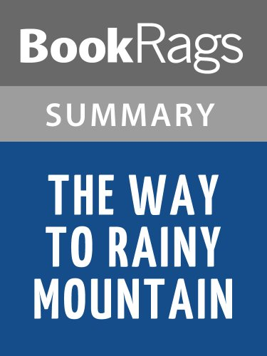 Summary & Study Guide The Way to Rainy Mountain by N. Scott Momaday